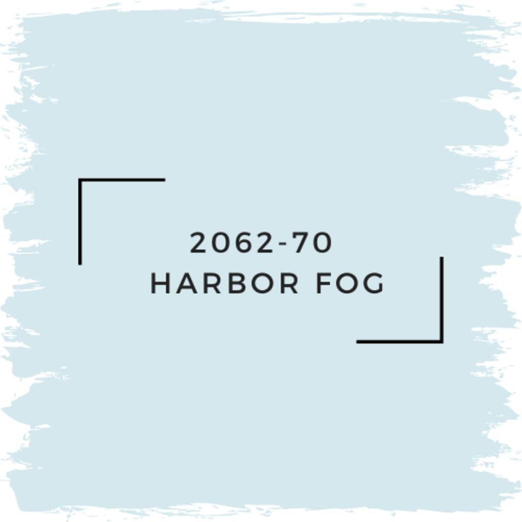 Benjamin Moore 2062-70  Harbor Fog
