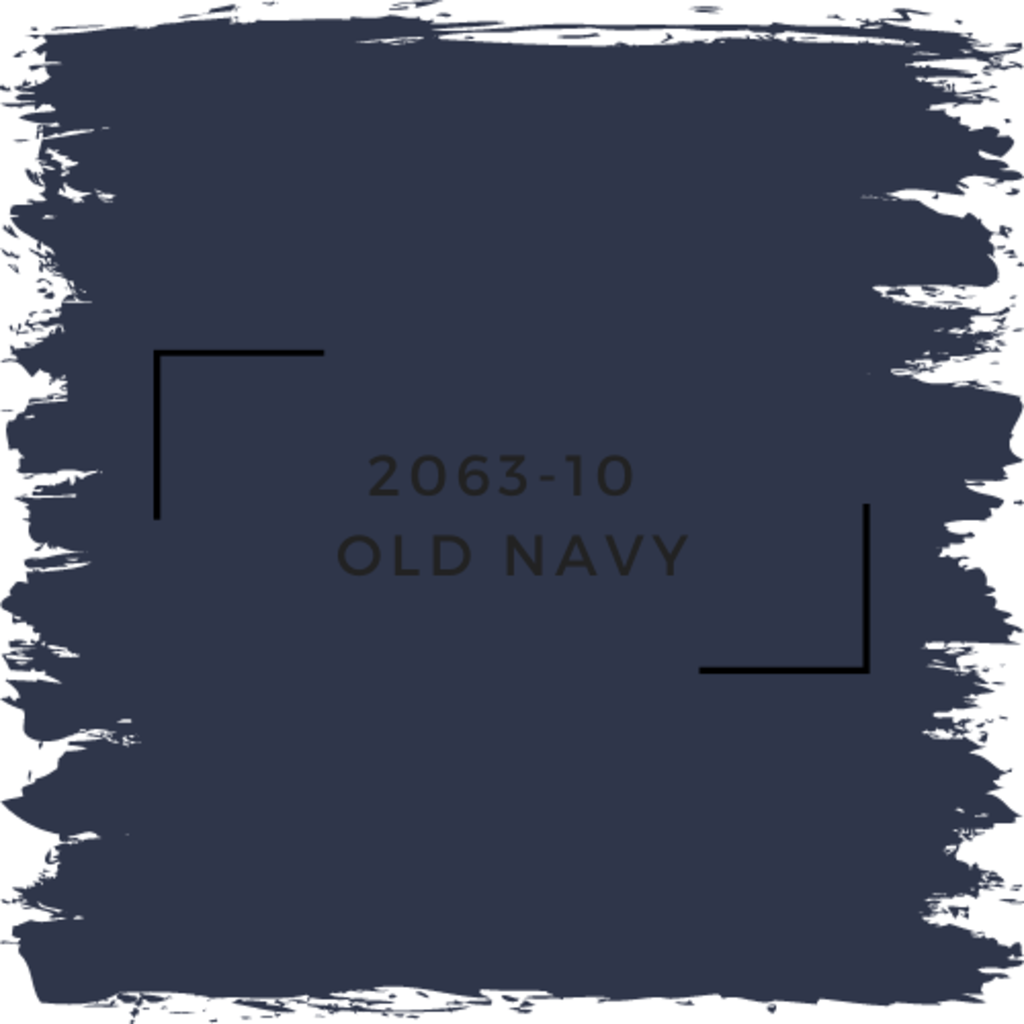 Benjamin Moore 2063-10  Old Navy