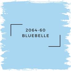 Benjamin Moore 2064-60 Bluebelle