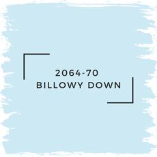 Benjamin Moore 2064-70  Billowy Down