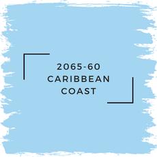 Benjamin Moore 2065-60 Caribbean Coast