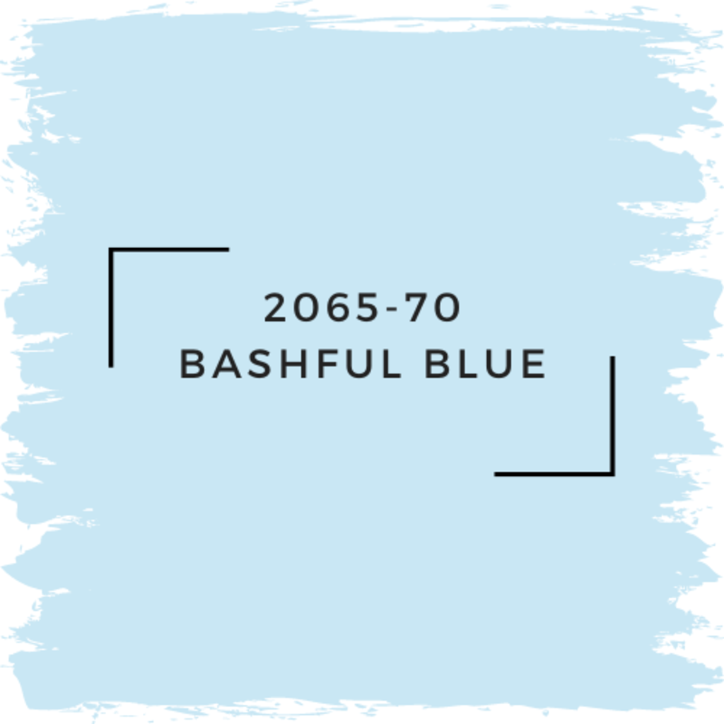 Benjamin Moore 2065-70 Bashful Blue