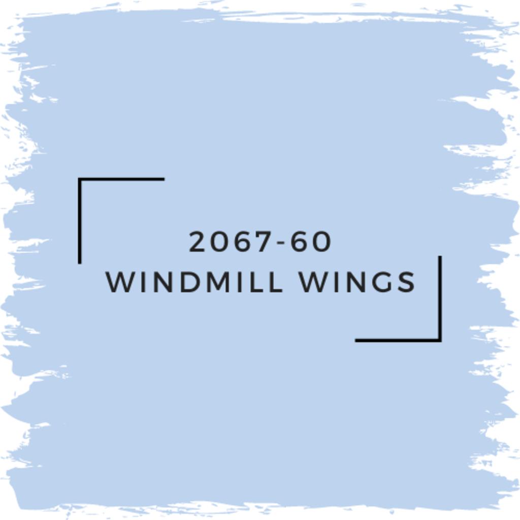 Benjamin Moore 2067-60 Windmill Wings