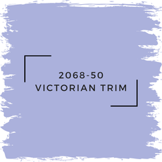 Benjamin Moore 2068-50 Victorian Trim