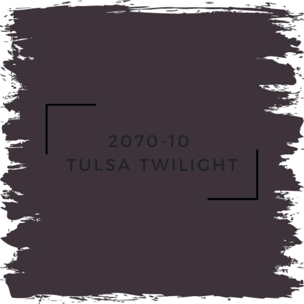 Benjamin Moore 2070-10  Tulsa Twilight