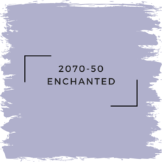 Benjamin Moore 2070-50 Enchanted