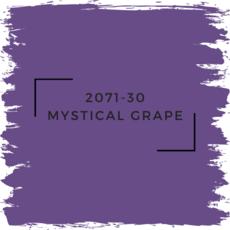 Benjamin Moore 2071-30 Mystical Grape