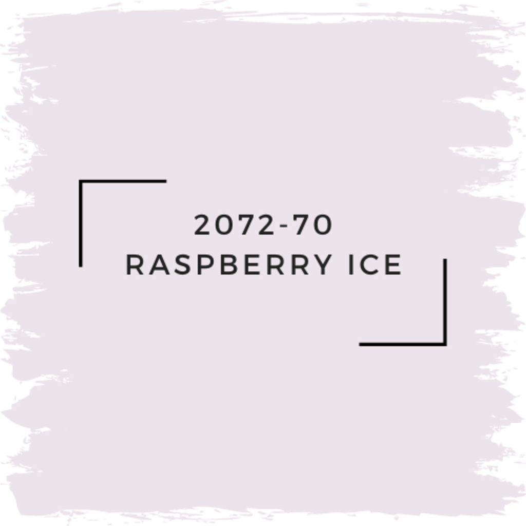 Benjamin Moore 2072-70 Raspberry Ice