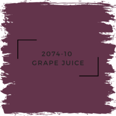 Benjamin Moore 2074-10  Grape Juice