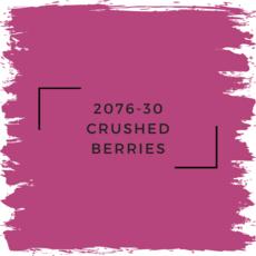 Benjamin Moore 2076-30 Crushed Berries