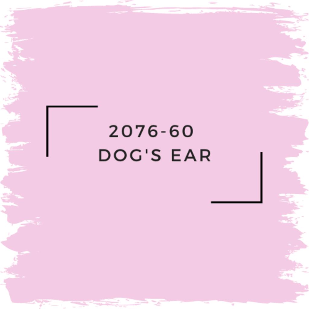 Benjamin Moore 2076-60  Dog's Ear