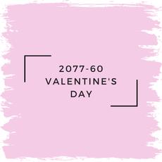 Benjamin Moore 2077-60 Valentine's Day