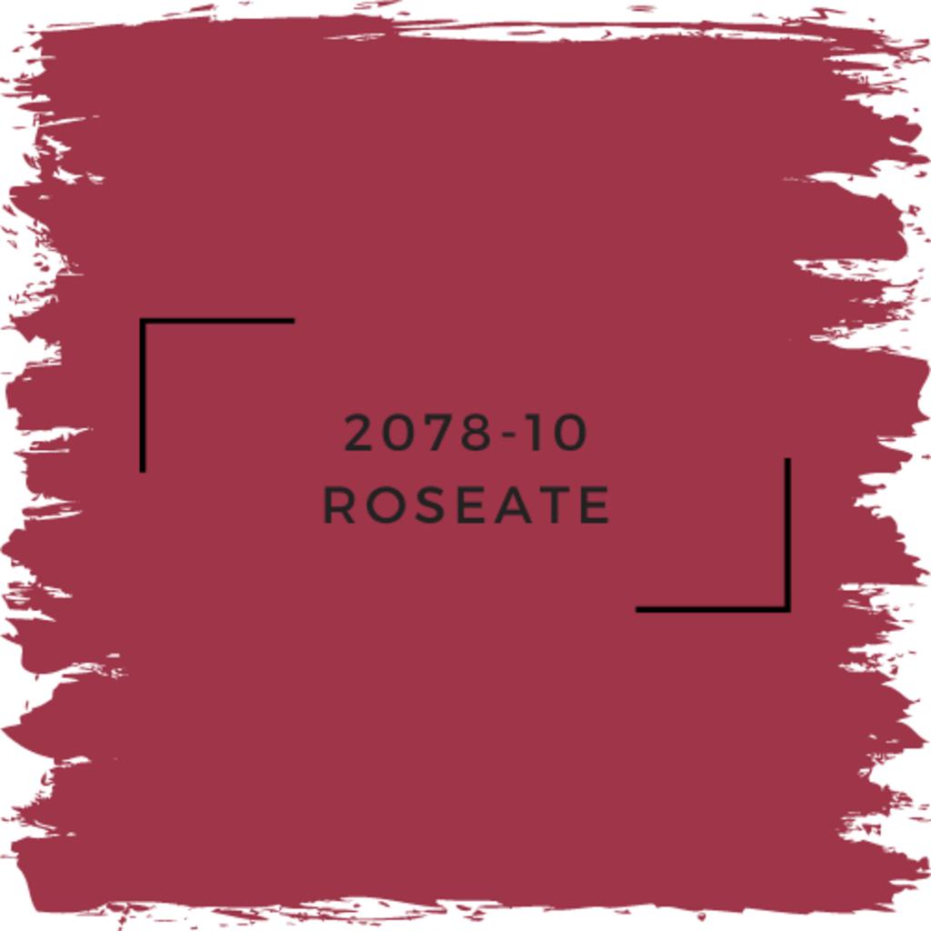 Benjamin Moore 2078-10 Roseate