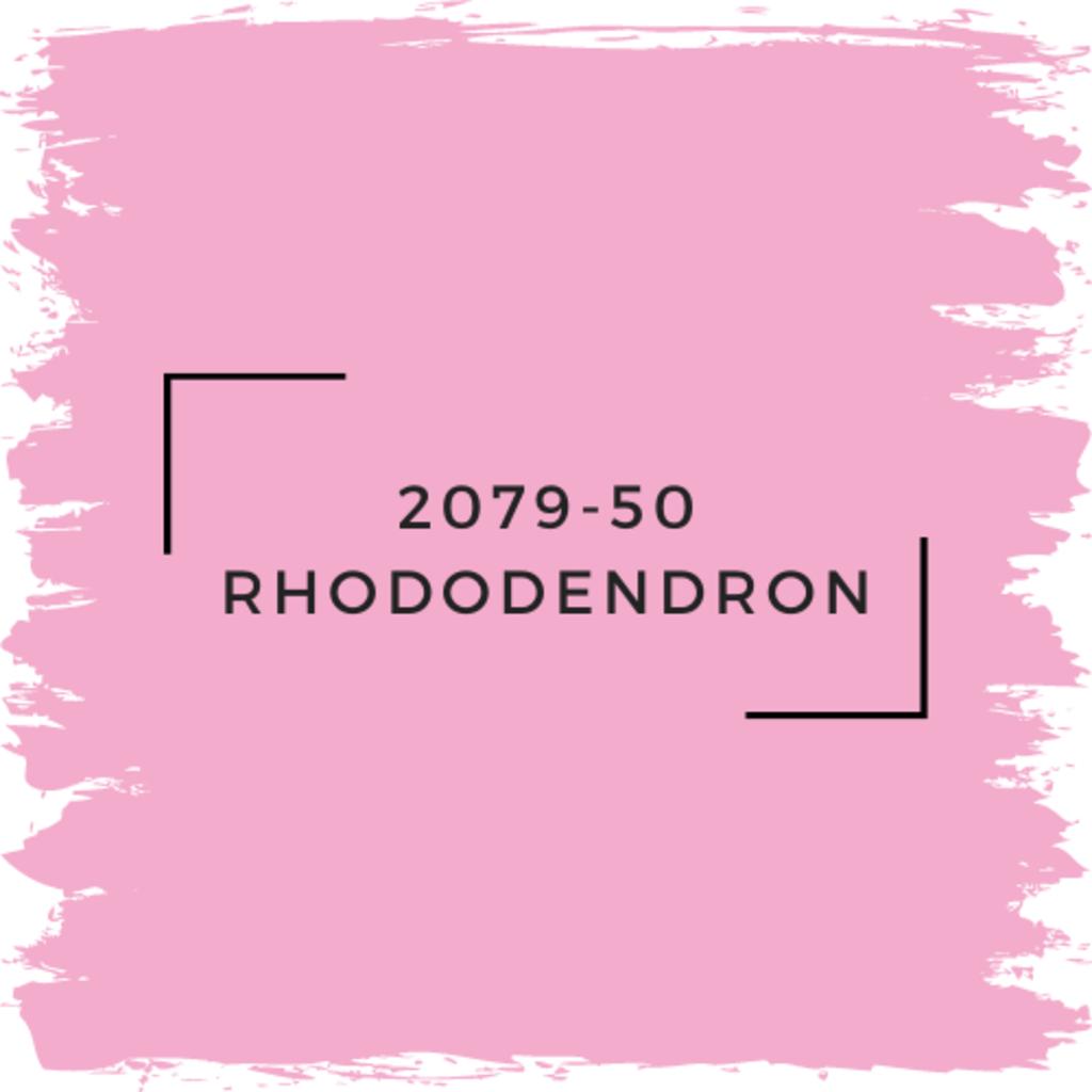 Benjamin Moore 2079-50 Rhododendron
