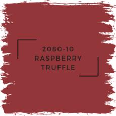 Benjamin Moore 2080-10 Raspberry Truffle