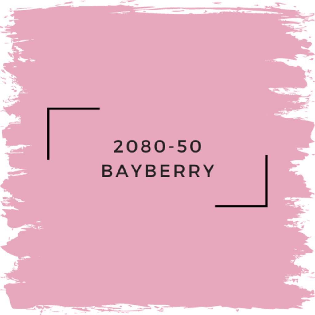 Benjamin Moore 2080-50 Bayberry