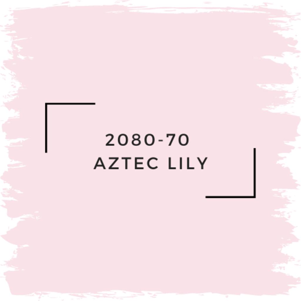 Benjamin Moore 2080-70  Aztec Lily