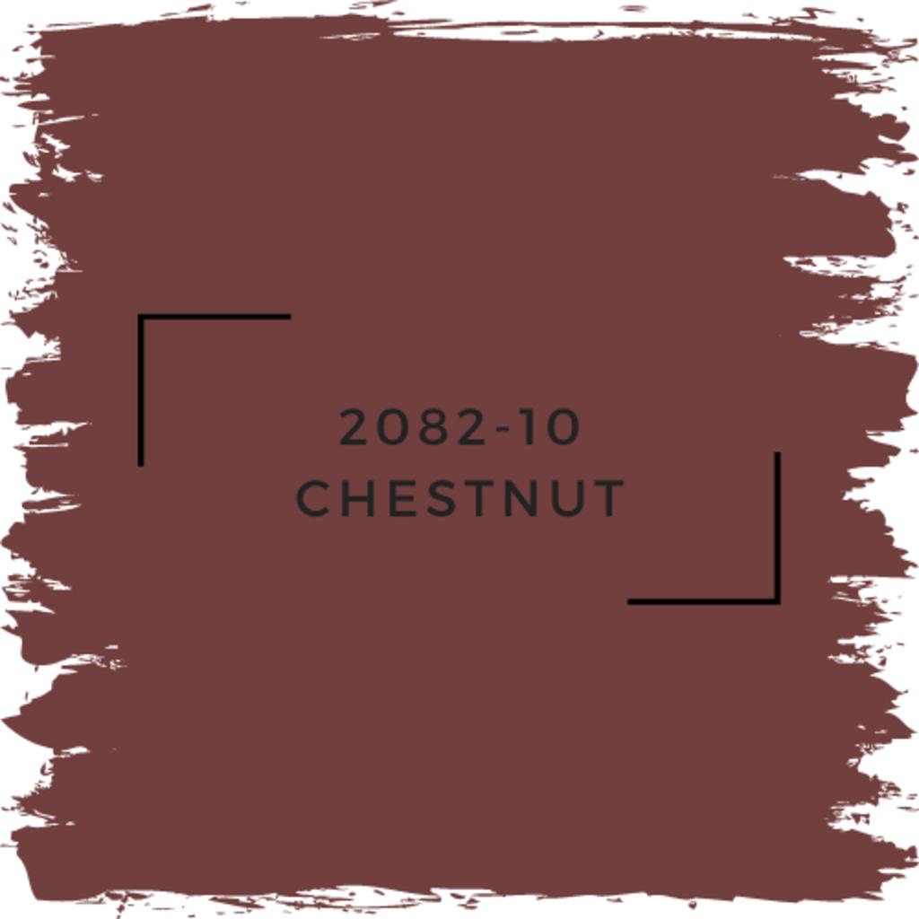 Benjamin Moore 2082-10 Chestnut