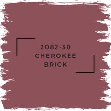 Benjamin Moore 2082-30 Cherokee Brick
