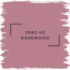 Benjamin Moore 2082-40 Rosewood