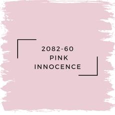 Benjamin Moore 2082-60  Pink Innocence