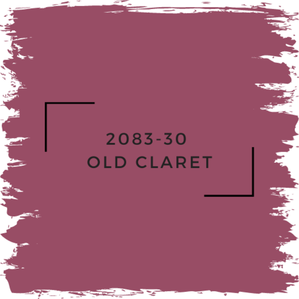 Benjamin Moore 2083-30  Old Claret
