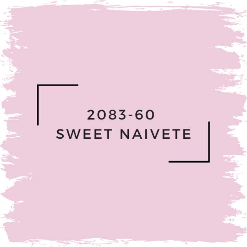 Benjamin Moore 2083-60  Sweet Naivete