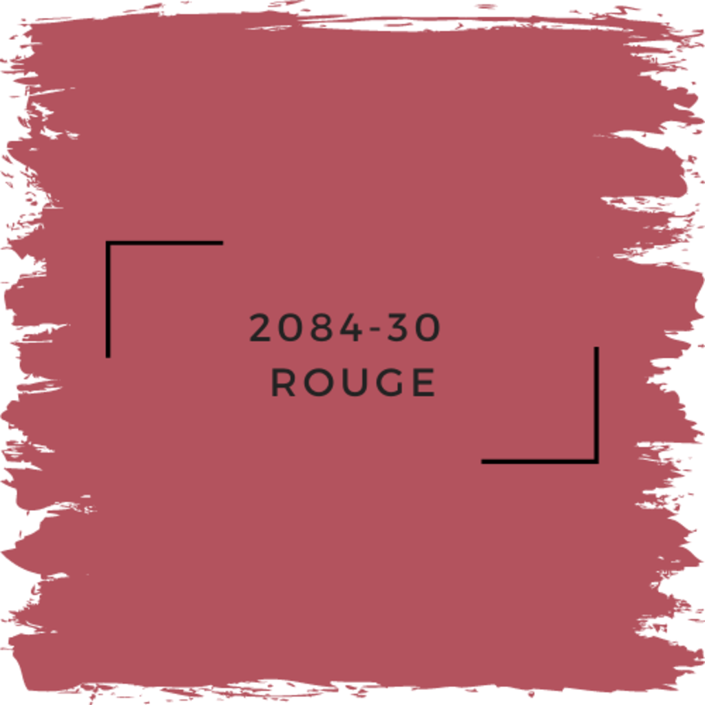 Benjamin Moore 2084-30  Rouge