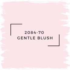 Benjamin Moore 2084-70  Gentle Blush