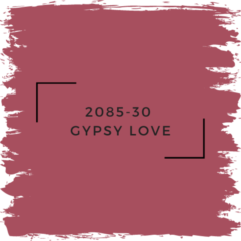 Benjamin Moore 2085-30  Gypsy Love