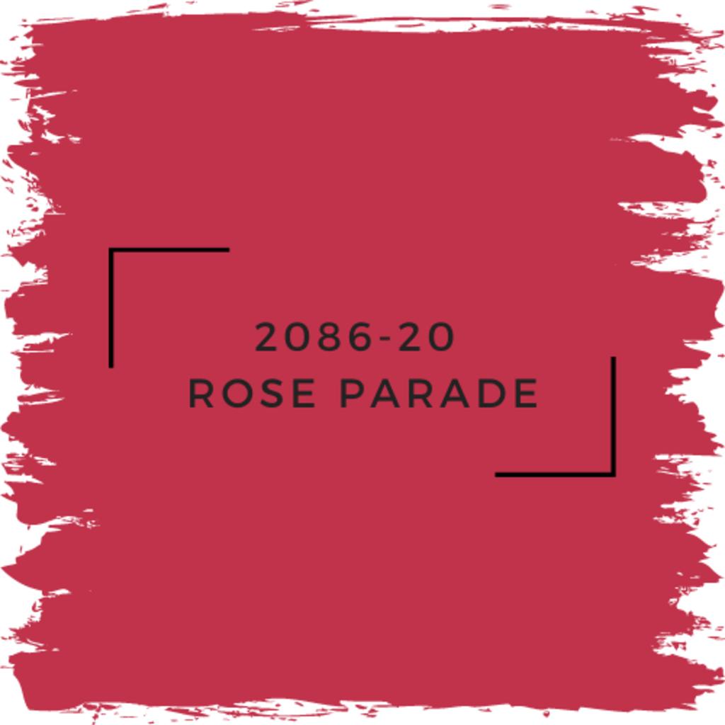 Benjamin Moore 2086-20  Rose Parade