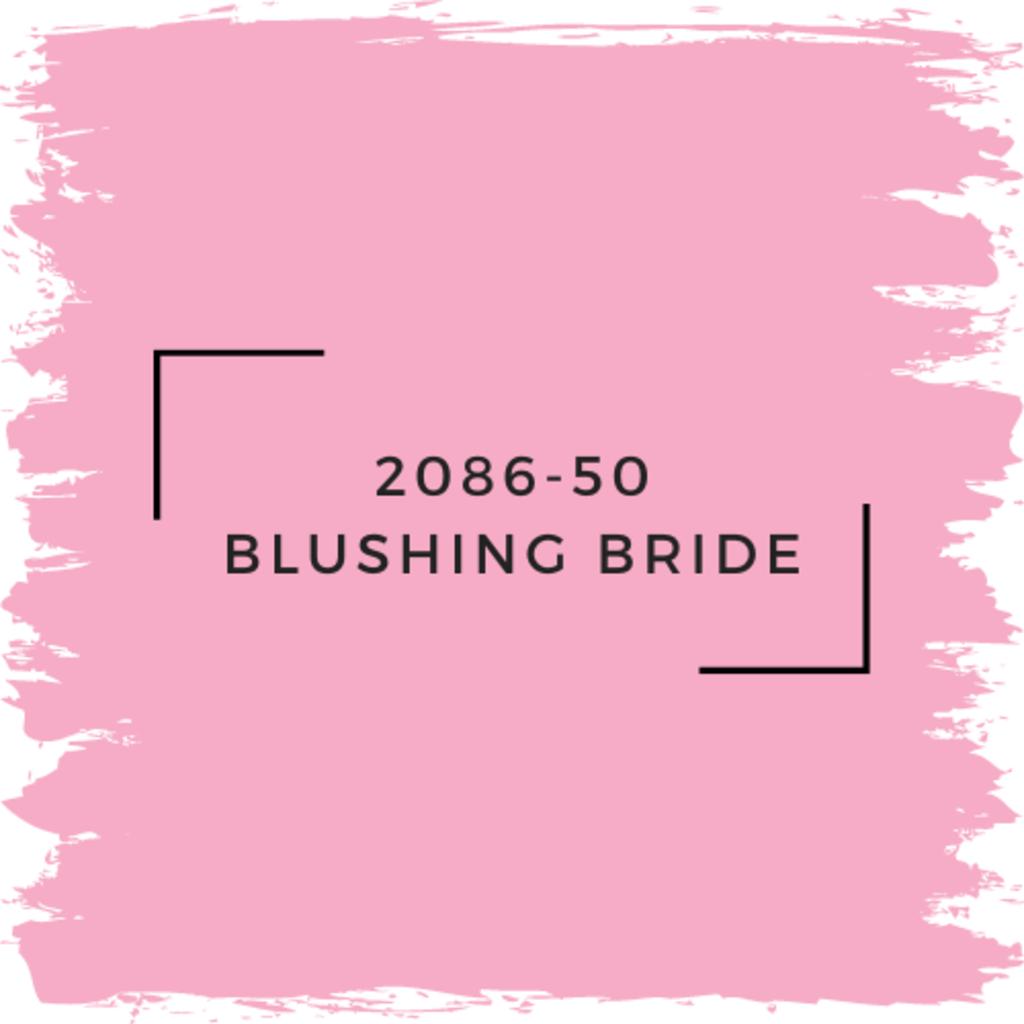 Benjamin Moore 2086-50 Blushing Bride