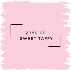 Benjamin Moore 2086-60  Sweet Taffy
