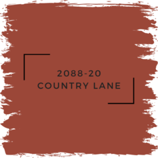 Benjamin Moore 2088-20 Country Lane