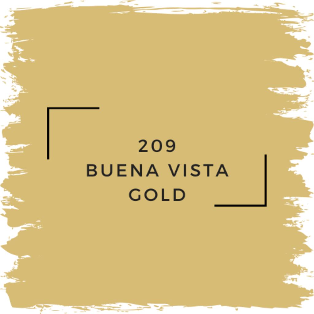 Benjamin Moore 209 Buena Vista Gold