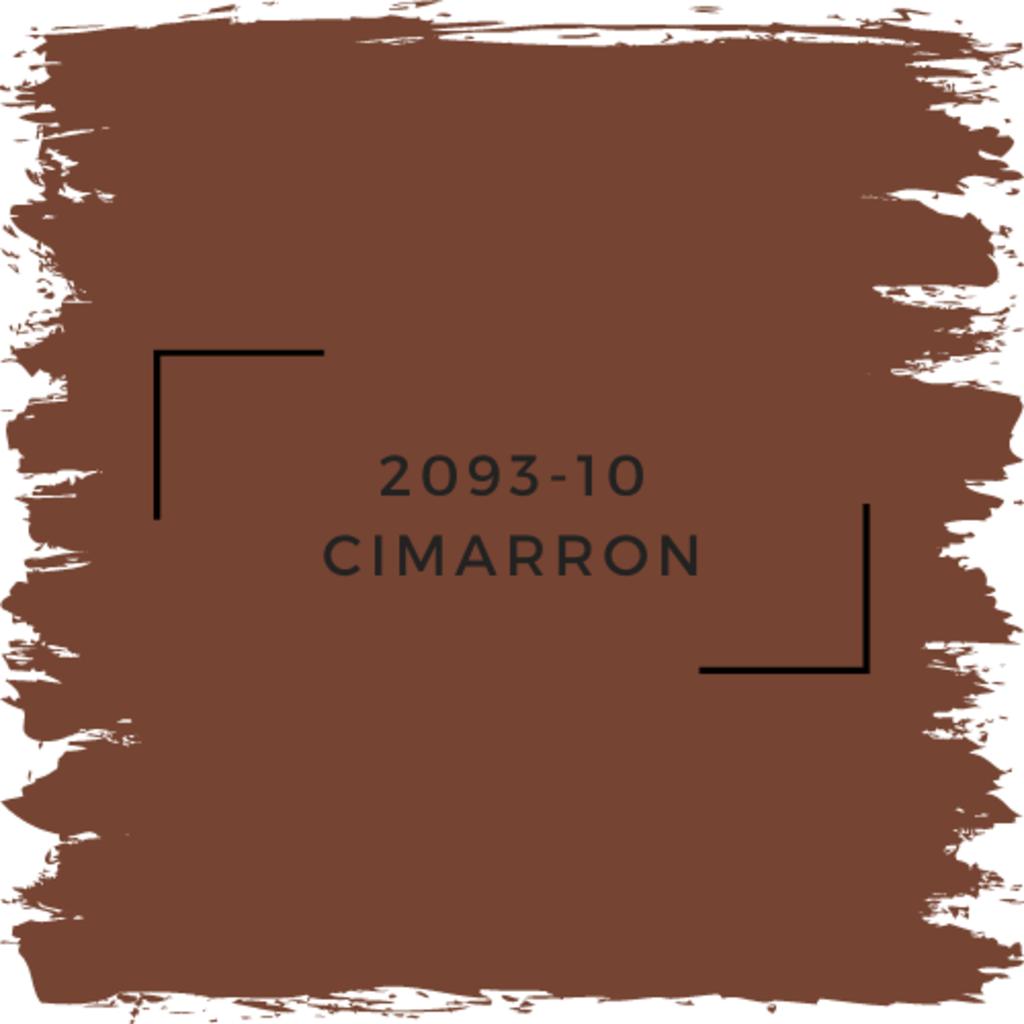 Benjamin Moore 2093-10 Cimarron