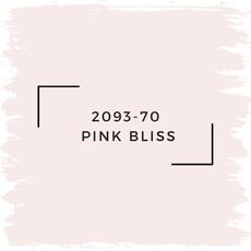 Benjamin Moore 2093-70  Pink Bliss