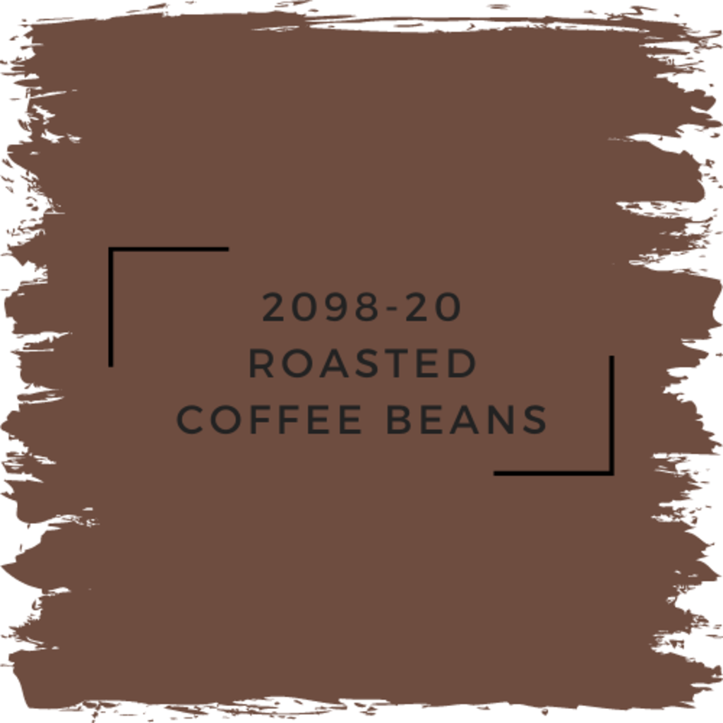Benjamin Moore 2098-20 Roasted Coffee Beans