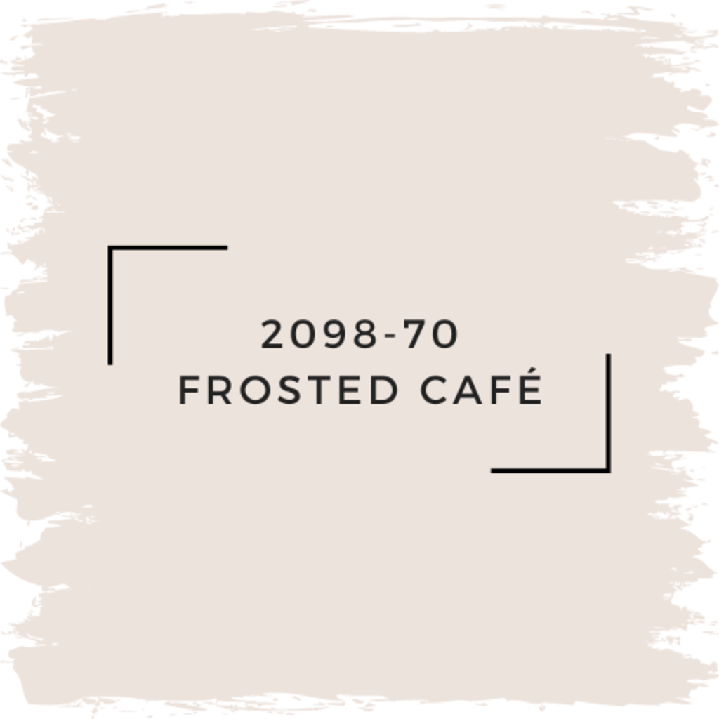 Benjamin Moore 2098-70 Frosted Café