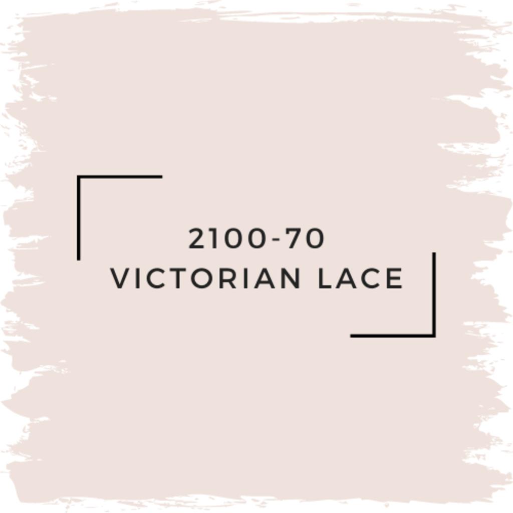Benjamin Moore 2100-70 Victorian Lace
