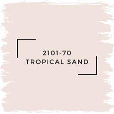 Benjamin Moore 2101-70 Tropical Sand