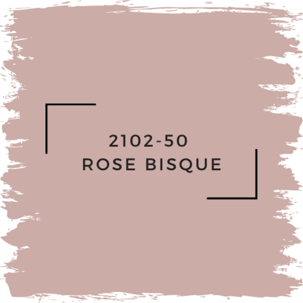 Benjamin Moore 2102-50  Rose Bisque