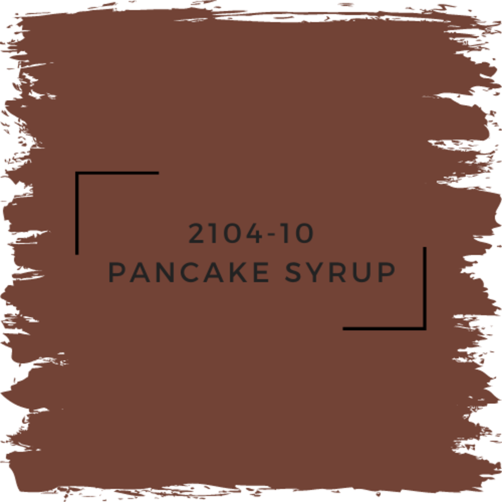 Benjamin Moore 2104-10 Pancake Syrup