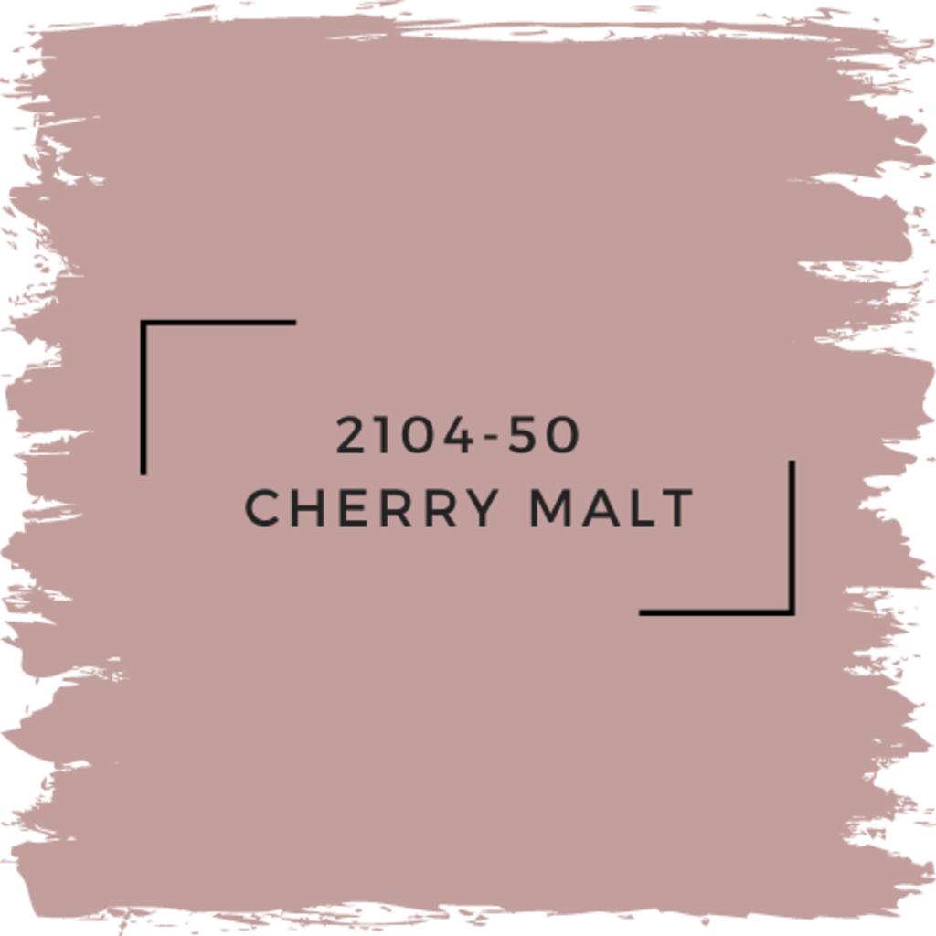 Benjamin Moore 2104-50  Cherry Malt