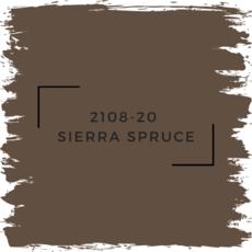 Benjamin Moore 2108-20  Sierra Spruce
