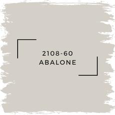 Benjamin Moore 2108-60 Abalone