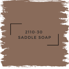 Benjamin Moore 2110-30  Saddle Soap