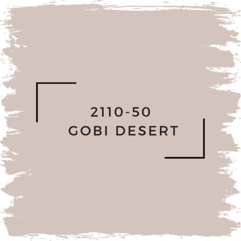 Benjamin Moore 2110-50  Gobi Desert