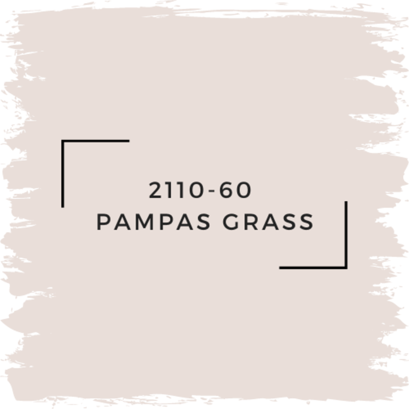 Benjamin Moore 2110-60  Pampas Grass