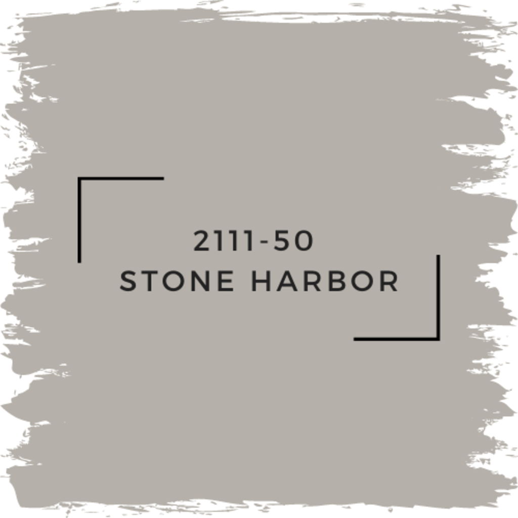 Benjamin Moore 2111-50  Stone Harbor